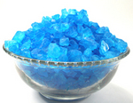 BLue UNCENTED Crystal Potpourri