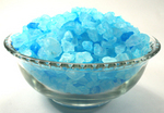 Ligh-Blue UNCENTED Crystal Potpourri