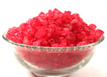 Red UNCENTED Crystal Potpourri