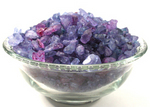 Purple UNCENTED Crystal Potpourri