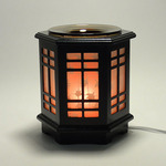 Wooden Oil Warmer
