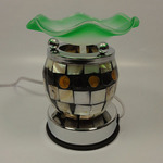 Electric Glass Touch Oil Warmer