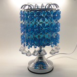 Blue Crystal Touch Oil Warmer